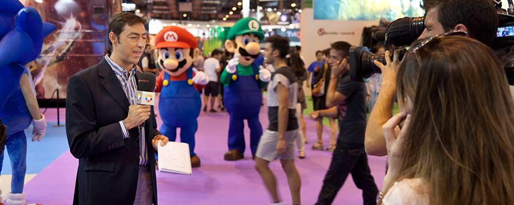 GAMEFEST, LA FERIA DE VIDEOJUEGOS MÁS GRANDE DEL SUR DE EUROPA
