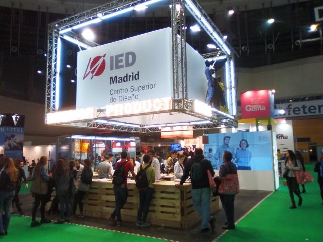 IED Madrid en Aula 2016