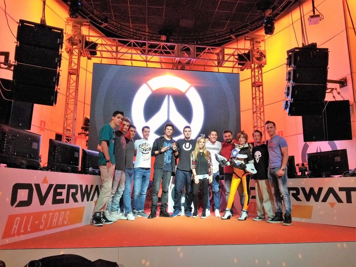Overwatch AllStars