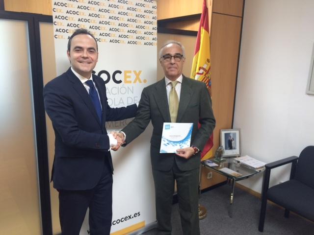 CONGRESO COMERCIO INTERNACIONAL ACOCEX