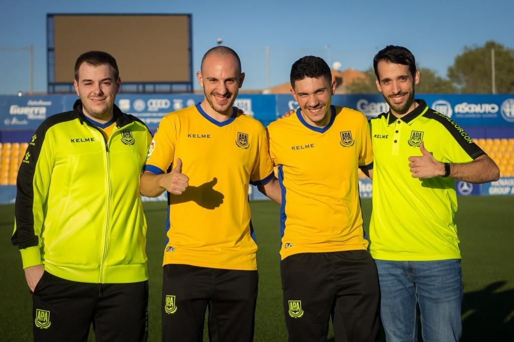 La A.D. Alcorcón busca a su tercer jugador FIFA para su división de esports