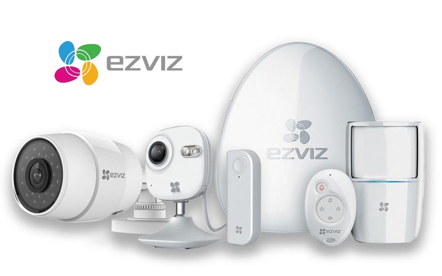 EZVIZ, la marca de domótica inteligente, se asocia con Aslan