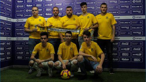 La A.D. Alcorcón presenta a su nueva plantilla de eSports en FIFA 11 vs 11