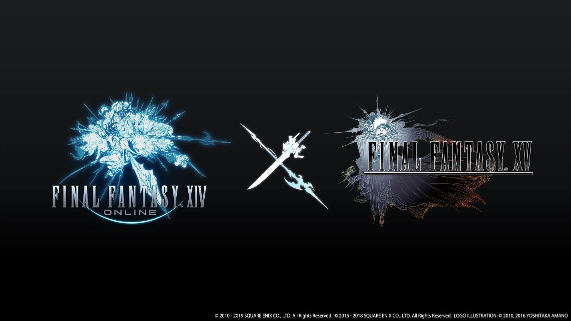 Final Fantasy XIV and FFXV Collab