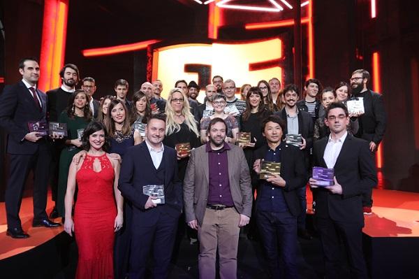 La gala de los Premios Titanium regresa al Teatro Campos Elíseos