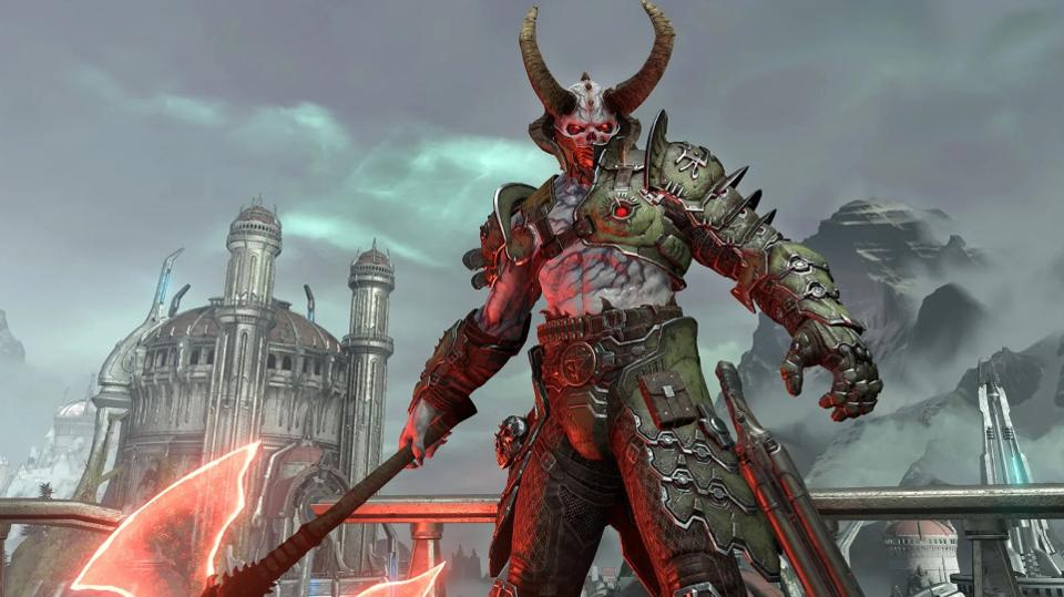 DOOM Eternal | Segundo trailer oficial