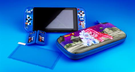 FR-TEC lanza al mercado nuevos accesorios oficiales de Dragon Ball para Nintendo Switch™