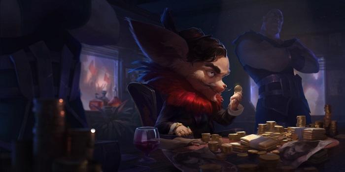 Cambios en la economía y en el sistema de recompensas de Legends of Runeterra