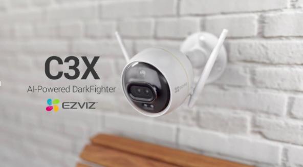 Ziran desarrollará la estrategia de comunicación de la nueva cámara C3X de EZVIZ