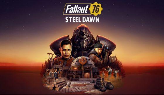 Fallout 76. La actualización Amanecer de Acero llega el 1 de diciembre. Disfruta del nuevo tráiler del juego