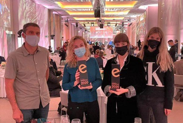 Dos Oros en los premios Eventoplus para Fun&Serious