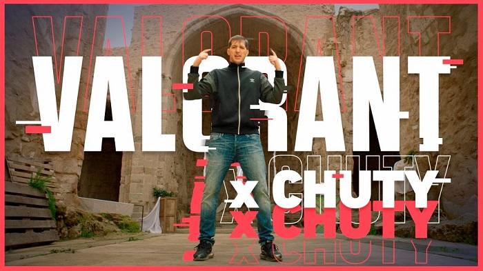 El freestyler Chuty lanza un himno para VALORANT